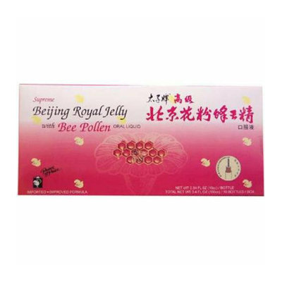 Prince of Peace Beijing Royal Jelly With Bee Pollen 3.4 fl oz