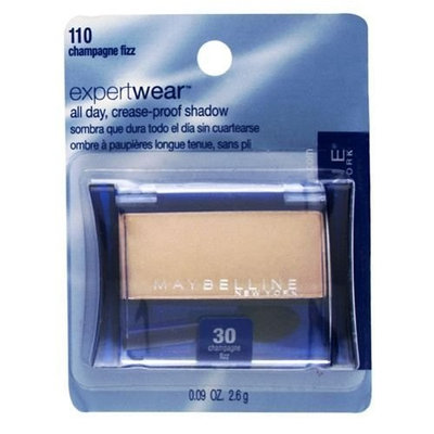 Maybelline ExpertWear All Day Crease-Proof Shadow 110 Champagne Fizz