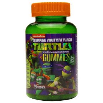 Teenage Mutant Ninja Turtles Multivitamin/Multimineral Gummies, 90 ea