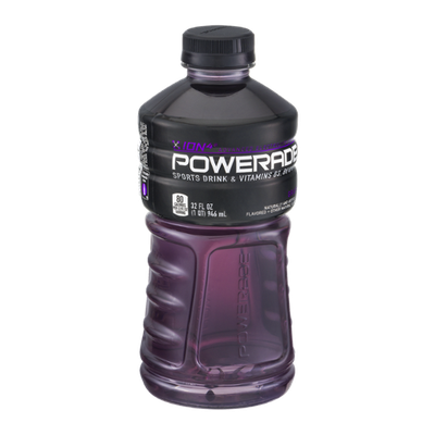 Powerade Ion4 Grape