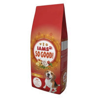 IAMS Iams So Good Wholesome Blends with Savory Chicken Dry Dog Food 6.3 lbs