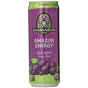 SAMBAZON Organic Amazon Energy Drink
