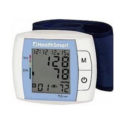 HealthSmart Standard Automatic Wrist Digital Blood Pressure Monitor