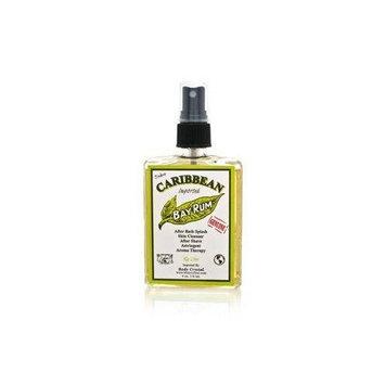 Body Crystal Caribbean Bay Rum Key Lime All Purpose Lotion 110ml/4oz