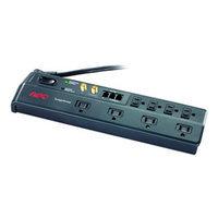APC P8Vt3 8-Outlet Essential Surgearrest Surge Protector
