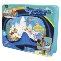 Play Visions Sands Alive! Sunken Castle Discovery Set