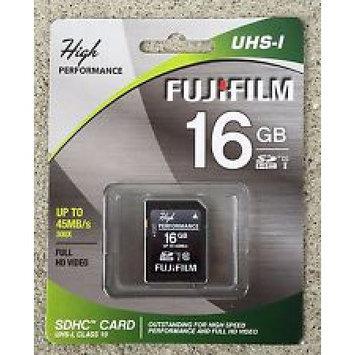 Fujifilm 16GB Class 10 UHS-1 Ultra Performance microSDHC Memory Card