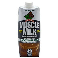 CytoSport  CYTOSPORT, INC. MUSCLE MILK RTD CH MNT 17oz 12