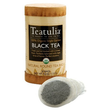 Teatulia TEATULIA BLACK TEA 30CT
