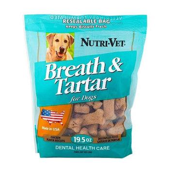 Nutri-Vet Breath & Tartar Biscuits