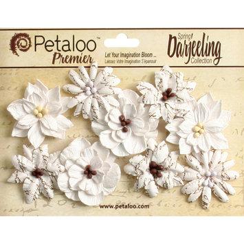 Regal Imports, Inc. Wild Blossoms 9/Pkg White