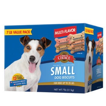 Grreat ChoiceA Dog Small Biscuits
