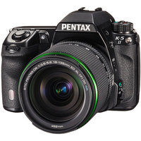Pentax K-5 II Digital SLR Camera - Lens Kit w/ DA 18-135 WR Lens