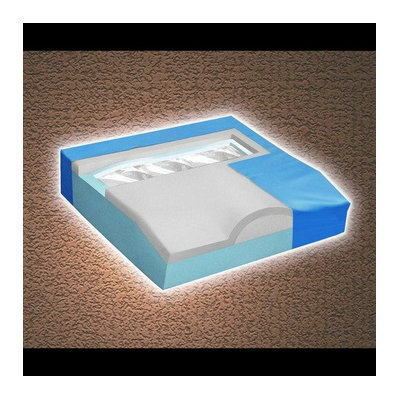 Mason Medical Products Bariatric Multi-Layered with Visco Memory foam