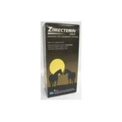 Merial Zimecterin Gold Dewormer, 6 Pk