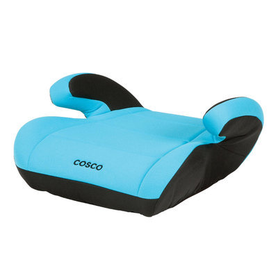 Dorel Juvenile Cosco Top Side Booster Car Seat in Turquiose