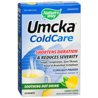 Umcka ColdCare Soothing Hot Drink Packets