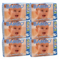 Bambo Nature Premium Eco-Friendly Diapers, 0 Premature, 1 ea