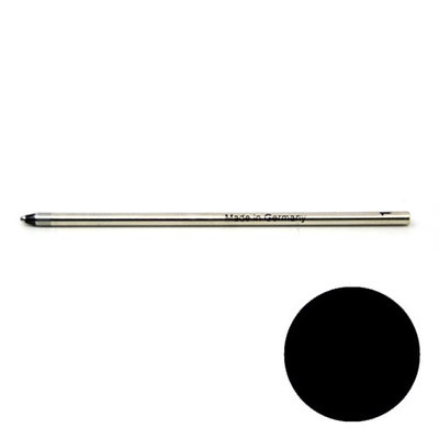 Private Reserve (Schmidt D1) Mini Ballpoint Refill, Black