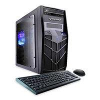 CybertronPC Trooper TGM2202A Gaming PC - AMD A4-3400 2.70GHz, 8GB DDR3, 500GB HDD, DVDRW, AMD Radeon HD 6410D, Windows 7