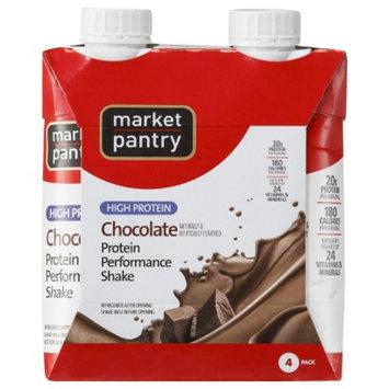 market pantry Market Pantry Protein Performance Milk Shake - Chocolate