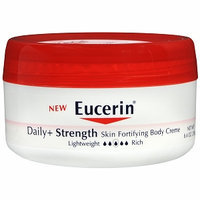 Eucerin Daily + Strength Skin-Fortifying Body Creme