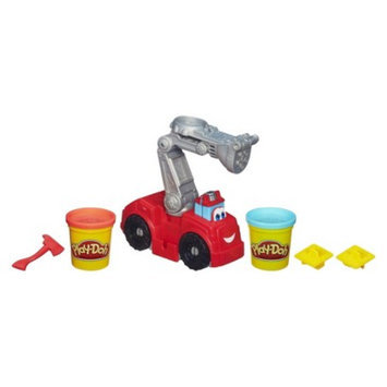 Play Doh Play-Doh Diggin' Rigs Boomer the Fire Truck