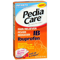PediaCare Infant's Fever Reducer/Pain Reliever Ibuprofen IB Concentrated Oral Suspension