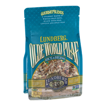 Lundberg Olde World Pilaf Rice & Beans Gluten-Free