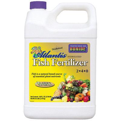 Bonide 082 1 Gallon Fish Fertilizer (4 Pack)