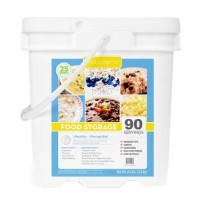 Lindon Farms Food Storage Kit 1 Week Supply for 1 Adult, 90 Servings, 1 ea