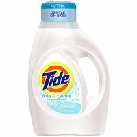 Tide Free & Gentle Liquid Laundry Detergent