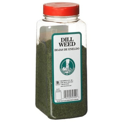 McCormick Dill Weed, 5-Ounce Units (Pack of 2)
