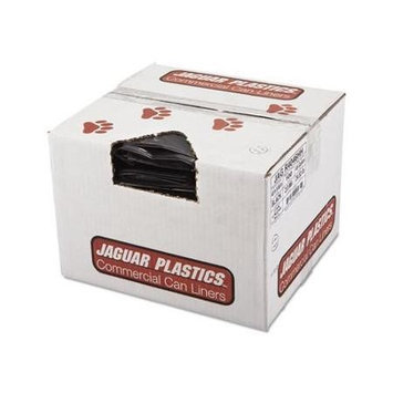Jaguar Plastics 45 gal. Repro Low-Density Can Liners, 40-in x 46-in