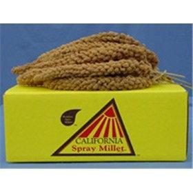 Golden Farms Golden Farm Products 250201 Gldf 25 Calif Gold Spray Millet