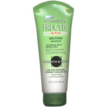 Garnier Fructis Hair Garnier Fructis Melting Masque for Over-Processed Extremely Damaged Hair 200ml/6.8oz