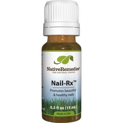 Native Remedies Nail-Rx for Nail Health, 12ml