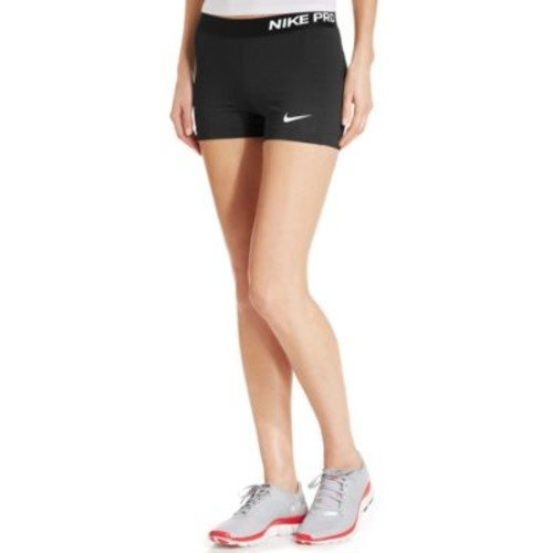 active Nike Pro Compression Shorts, 3 inches