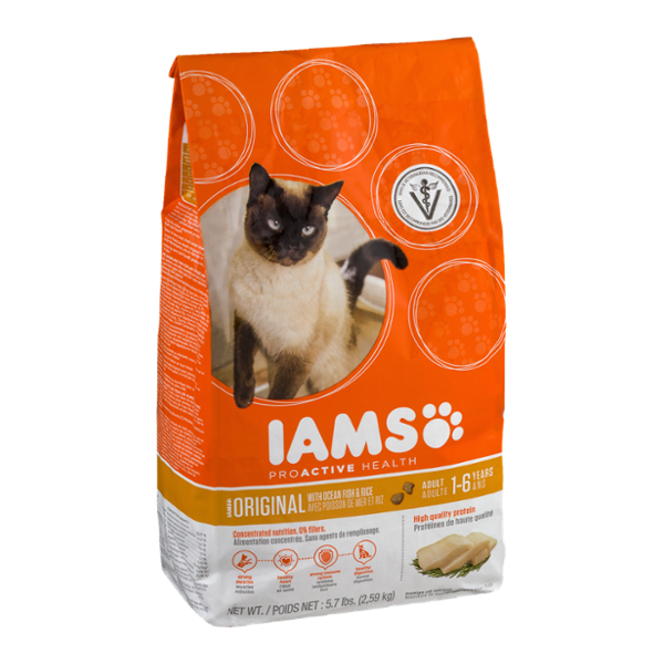 IAMS Proactive Health Original Premium Cat Food