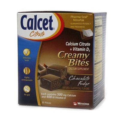 Calcet Creamy Bites Calcium Supplement