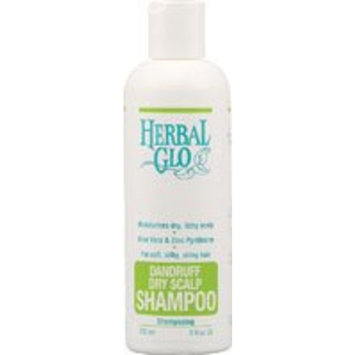 Herbal Glo Treatment shampoo - Dandruff & Dry Scalp, 8 fluid ounces.
