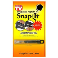 Snapit Snap It Eyeglass Repair Kit
