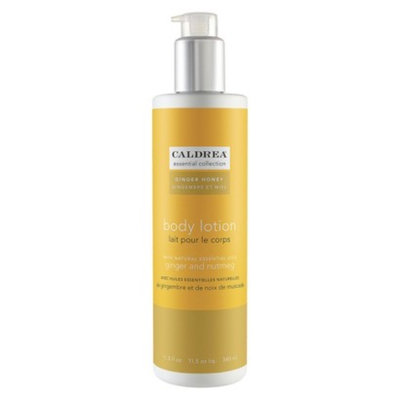 Caldrea Essentials Collection Ginger Honey Body Lotion - 11.5 oz