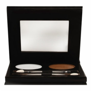Vibe Beauty Brow Obsession Duo Pallet, High Brow Brown, .01 oz