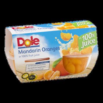 Dole Mandarin Oranges - 4 CT