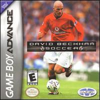Rage Software David Beckham Soccer