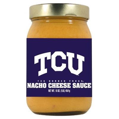 Hot Sauce Harry's TCU Horned Frogs Nacho Cheese Sauce