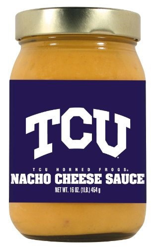 Hot Sauce Harry's TCU Horned Frogs Nacho Cheese Sauce