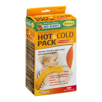 Bed Buddy with Aromatherapy Balance Hot & Cold Pack