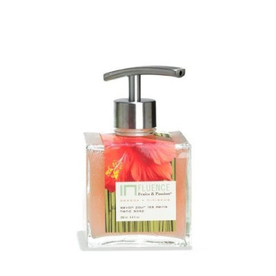 Fruits & Passion Fruits and Passion Influence Hand Soap, Bamboo-hibiscus, 8.4-Ounces